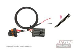 Polaris RZR Power Out for License Plate or Whip Light