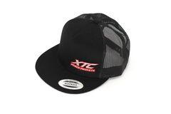 XTC Power Products Black Snapback Hat