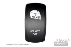 Helmet Air Rocker/Actuator, Contura V, Rocker Only