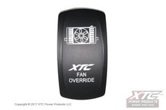 XTC Fan Override Rocker/Actuator, Contura V, Rocker Only