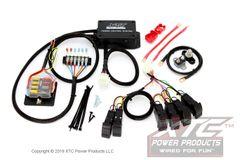 2019 Turbo S & 2019 RZR XP's Plug & Play™ 6 Switch Power Control System