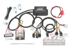 Maverick X3 Plug & Play™ 6 Switch Power Control System - PCS-64-MAV