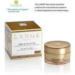 LANGE Paris luxury phyto-cosmetics LIFT ME DAY CREAM LIFTING and FIRMING Restructure Regenerate Moisturizes and soften skin