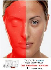 CASMARA masks 10 GOJI Antioxidant,Stimulating,Moisturizing peel off facial masks