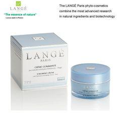 LANGE Paris luxury phyto-cosmetics DEEP PURIFYING Scrubbing cream Cleansing Detoxifying Illuminating