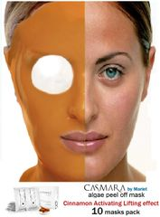 CASMARA ELIXIR Cell CΙΝΝΑΜΟΝ Mask 2075 Activating , Lifting effect , Rejuvenating