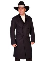 WahMaker Distinguished Double Breasted Frock Coat