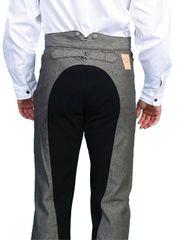 WahMaker Saddle Cut Style Pants
