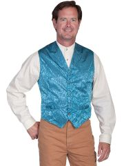 WahMaker Exquisite Vest With Notched Lapels