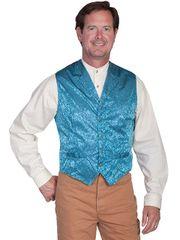 WahMaker Exquisite Vest With Notched Lapels
