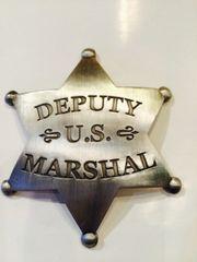 Deputy US Marshall Badge