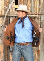 Concealed Carry Chisum Jacket
