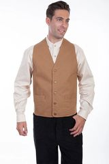 Contemporary Durable Canvas Vest