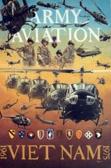 Army Aviation, Vietnam