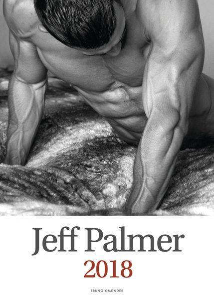 2018 Jeff Palmer Fine Art Calendar