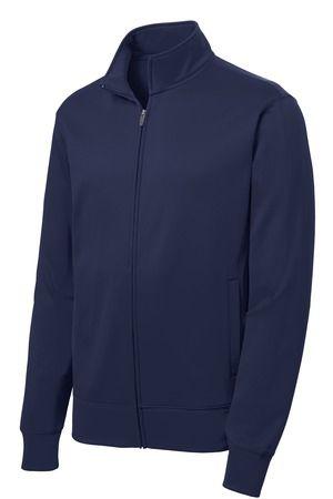 3647708041d6 Hoodless Full Zip Sweatshirt Fleece Jacket