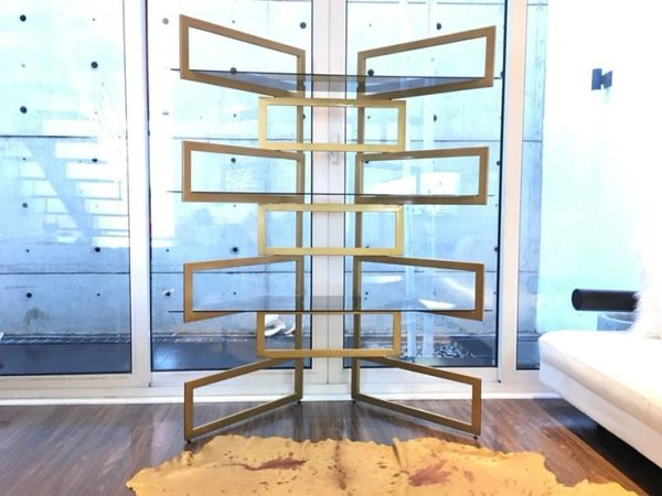 Etagere Room Divider Display Vitrine Wall Cabinet Be Sofia