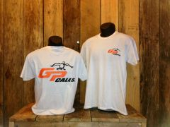 White-GP Calls™ Tee-Shirt
