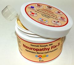 NEW! INTRODUCTORY PRICE! Neuropathy Fix-3