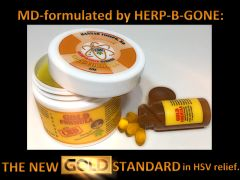 HBG GOLD STRONGEST FORMULA (U.S. Only / Limited Supply)