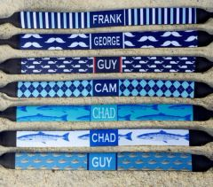 Guys Blues Sunglass Straps