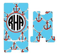 Anchors Cell Phone Stand.