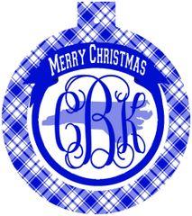 Duke Christmas Personalized Ornament