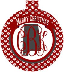 Alabama Personalized Ornament