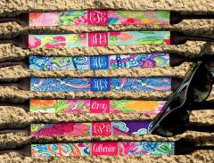 Colorful Beach Sunglass Straps