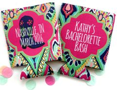 Bachelorette or Birthday Party Crown Jewel Huggers