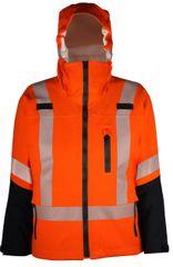 Big Bill Exodry® FR Rain Jacket with Segmented Tape; Style: 28MTSV