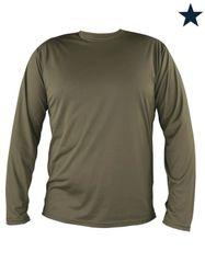 Big Bill 3.7 oz Polartec Power Dry Base Layer Shirt Level 1; Style: ECWCT1