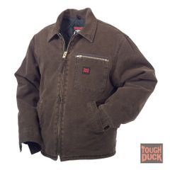 Tough Duck Washed Chore Jacket; Style: 21371B