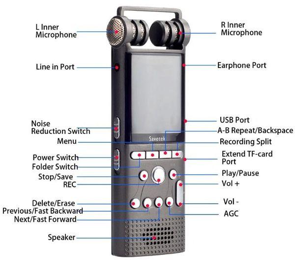 16 GB Digital EVP Recorder