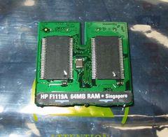 HP Omnibook 800 800CT 800CS 64MB RAM Memory Module