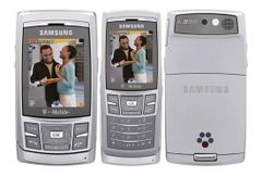 Samsung SGH-T629 Quadband GSM Slider Camera Mobile Cell Phone T-Mobile with Battery