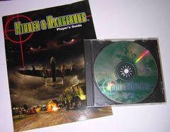 Hidden & Dangerous PC Game Windows CD-ROM + Booklet (1999) WWII Combat
