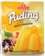 Vitaminka Vanilla Pudding
