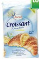 Dora Vanilla Croissant