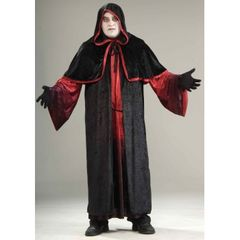 COSTUME-DEMON ROBE-PLUS SIZE - Item #61967(R)