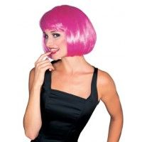 Super Model Wig Hot Pink Item# 50496 (R)