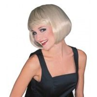 Super Model Wig - Blonde Item# 50494 (R)