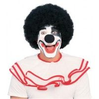 Popular Price Black Clown Wig Item# 50767