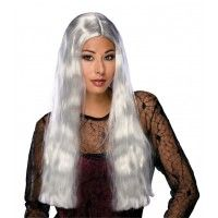 "24""Witch Wig - Grey Item# 50702 (R)"
