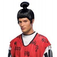 Japanese Samurai Wig Item# 51155 (R)