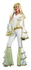 Adult Disco Queen Costume Item 889433-STD (R)