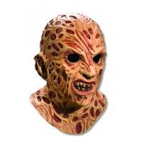 Deluxe Adult Freddy Krueger Overhead Latex Mask Item# 4166(R)