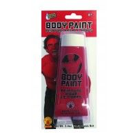 3.4 Oz Red Body Paint Item# 35853