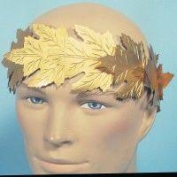 Roman Wreath - Gold Foil Item# 49292 (r)