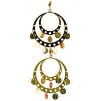 Gypsy Pierced Earrings Item# 1485 (R)